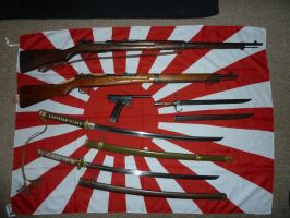 Weapons of The Imperial Japanese Army by LoganDarkrider