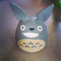 Totoro by i-are-Echo