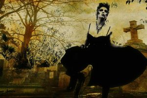 Grave Queen. by TaintedJustice