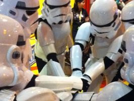 Storm Troopers by curvy-kitty