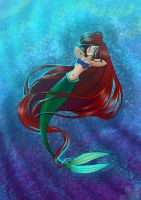 Under the sea by Igloinor