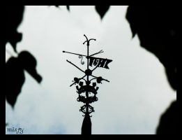 Weather vane 2 by mistymoonlight