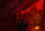 Reddish rooms by anonbea