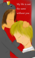 To the one who hold my heart closest.. by FatePaintedBlue