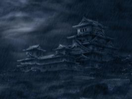 The Shogun is sleeping by TheFrez