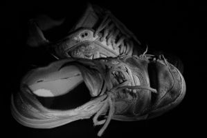Old Shoes 01 by lonermade