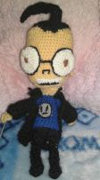 project invader zim: the dib by michelle-murder