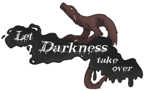 Let Darkness take over by YamiSelina