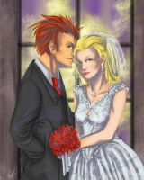 The wedding by oneoftwo
