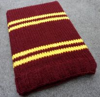 Harry Potter Gryffindor sleeve by Martice