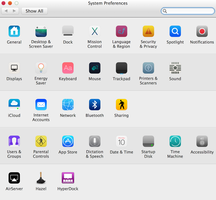 MAC iOS 7 SYSTEM PREFERENCES - MAVERICKS by benbarrett0487