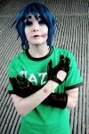 Gorillaz: Taze the Youth by SugarBunnyCosplay