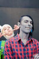 Cake made me do it! - Fionna and Marshall Cosplay by Soylent-cosplay