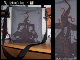 Hellsing's bag by Kiara-Valentine