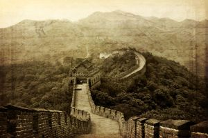Passage into China by DavidNowak