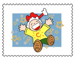 x'mas stamp by Kemys