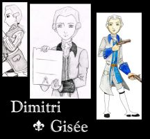 Dimitri Gisee by myst-walker-in-gray