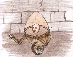 The Eggman by SkyWookiee