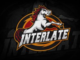 Logo INTERLATE by Dinozef