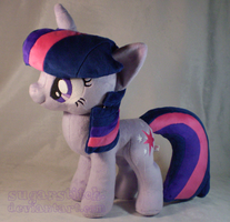 MLP FiM: Twilight Sparkle by sugarstitch