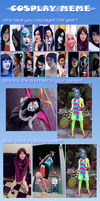 2012 Cosplay Meme by Lapirin