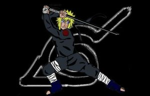 Naruto old by ztrickfy