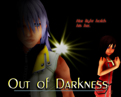 Out of Darkness Poster by DeadFantasyFreak