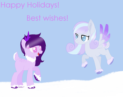 Holiday Card Project 2015 by Bouncy-Deerz