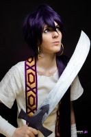 The path to become the King by Ellyana-cosplay