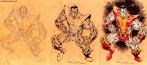 Colossus: Evolution by ToddNauck