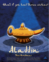 Movie Poster - Aladdin (1992) by RebaZatz