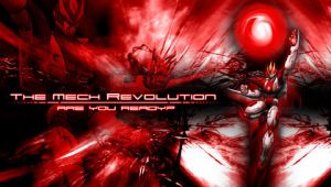 Mech REVOLUTION 02 PSP by WmaverickW
