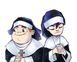 Saint bros by Kethavel