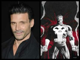 Marvel Casting - The Punisher by Doc0316