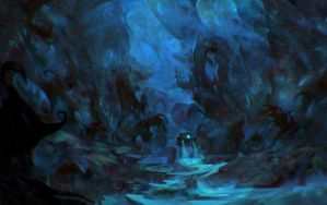 Depths of Acheron by TomScholes