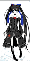 My vocaloid Character by Hinat1emo