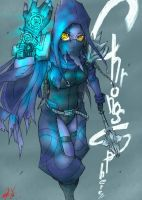 DoTA Another Faceless Void by Exaxuxer