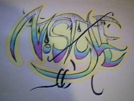 n-style GRAFFITY by NSTYLEART
