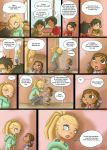 Total Drama Kids Comic pag 40 by Kikaigaku