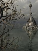 The Twisted Spire by Runewitch