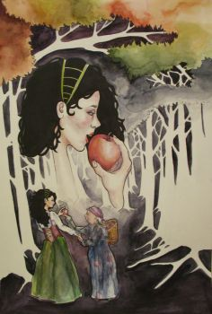 Snow White by situo