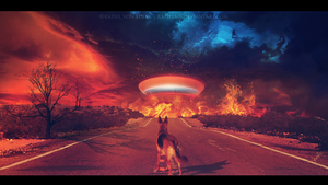 Road to Hell by RazielMB