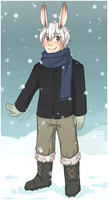 Winter Charlie by Chocolate-Chip-Cooky