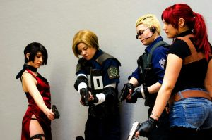 RESIDENT EVIL 'Kill them all' by Hirako-f-w