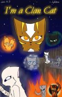 I'm a Clan Cat~Story Cover by LightstormXRavenwing