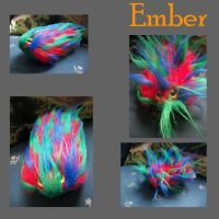 Mini-Ons: Series 1 - Ember by Ryaven