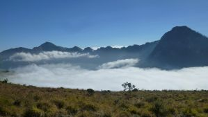 Mount Rinjani 3 by Arabiian