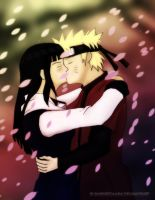 NaruHina by bargiegaara