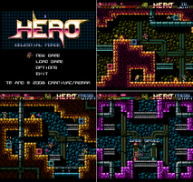 Hero - CF screenshots by Carnivius