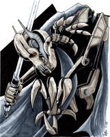 General Grievous by stockmanray